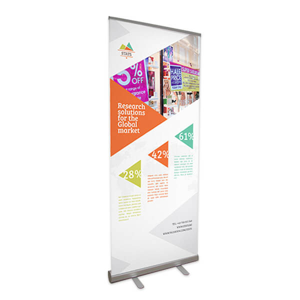 Tip: get your Roll-up banners for the best price guaranteed! Get 25% ...