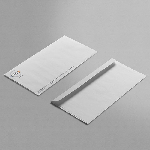 Envelopes con logo