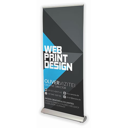 stampa Banner roll up Deluxe