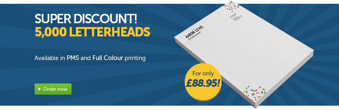 summerdeals letterheads discount