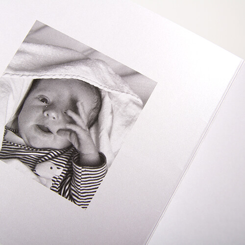 Order amazing Birth Announcement Cards for your newborn