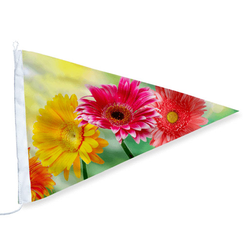 Promote your business with colourful boatflags
