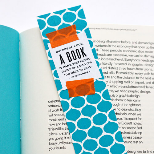 standing Bookmarks