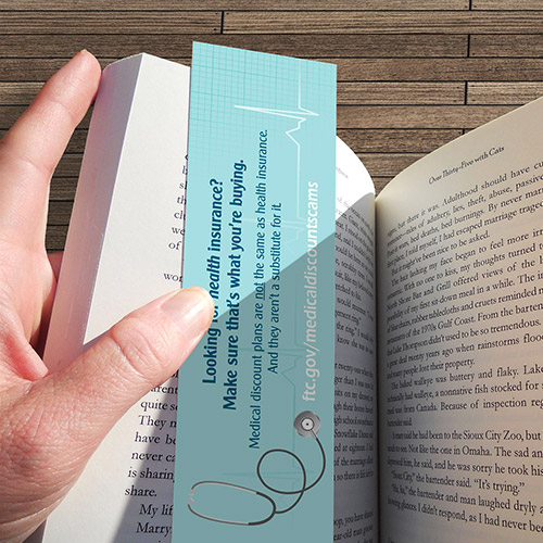 Bookmarks front