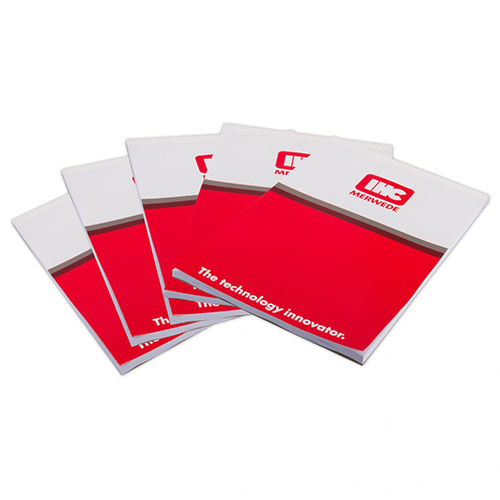 Cover Notepads printing