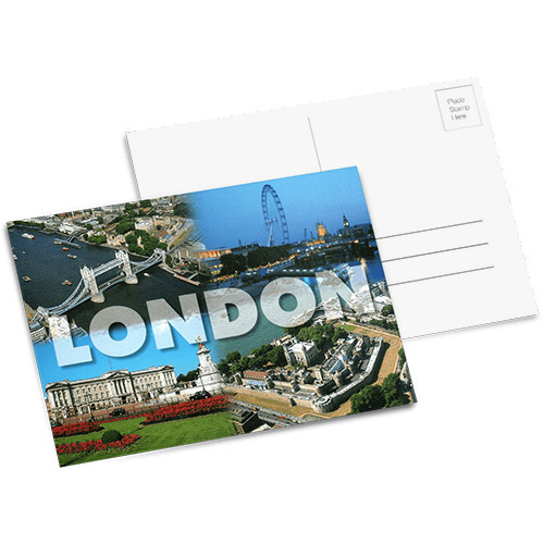 Affordable postcard printing at Helloprint