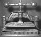 Antique Copying Machine