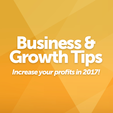 Business and Growth Tips